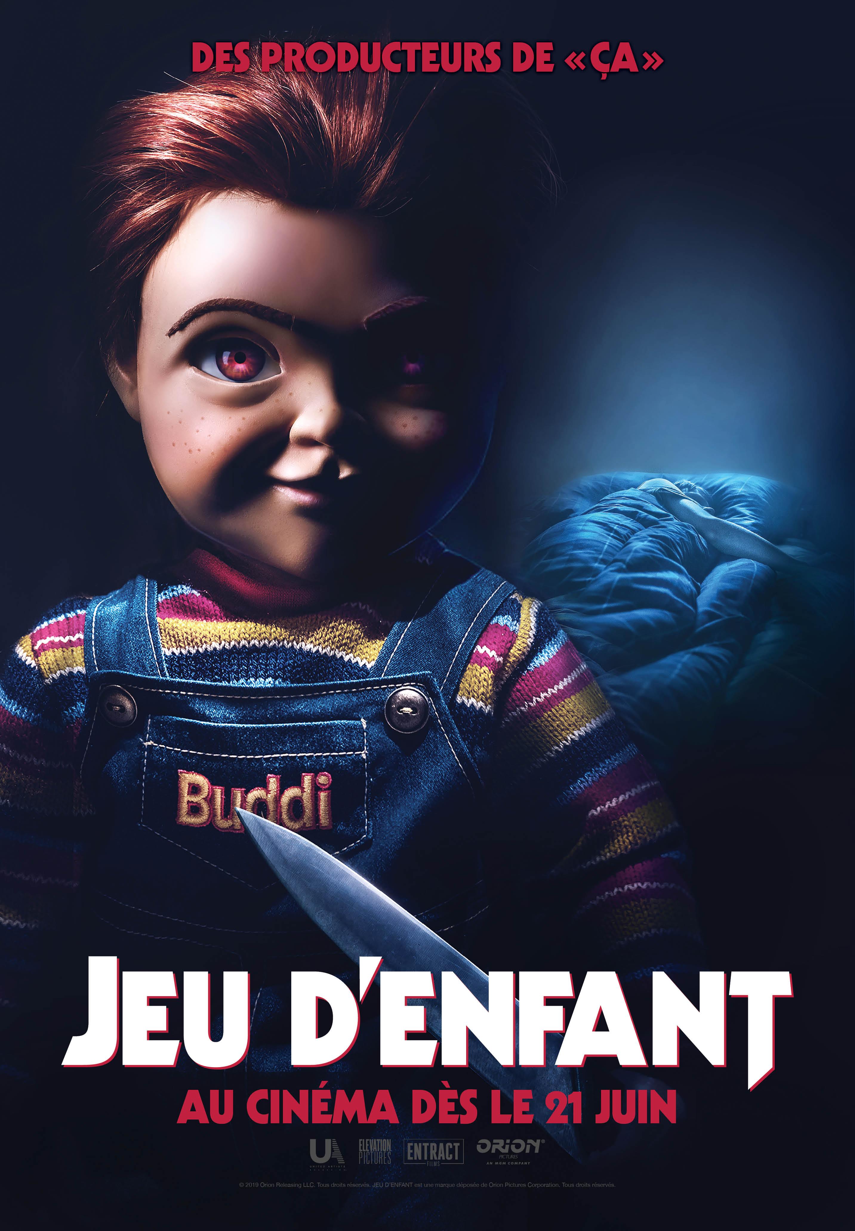 JEU DENFANT Au cinema des le 21 juin