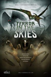 Terror in the skies affiche film