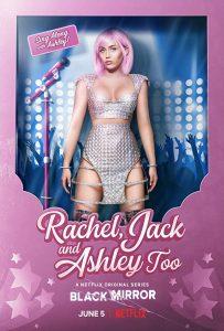Black Mirror Rachel, Jack and Ashley Too