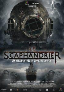 Le scaphandrier affiche film