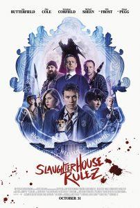 Slaughterhouse Rulez affiche film