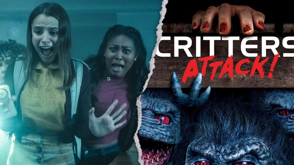 critters attack entrevue