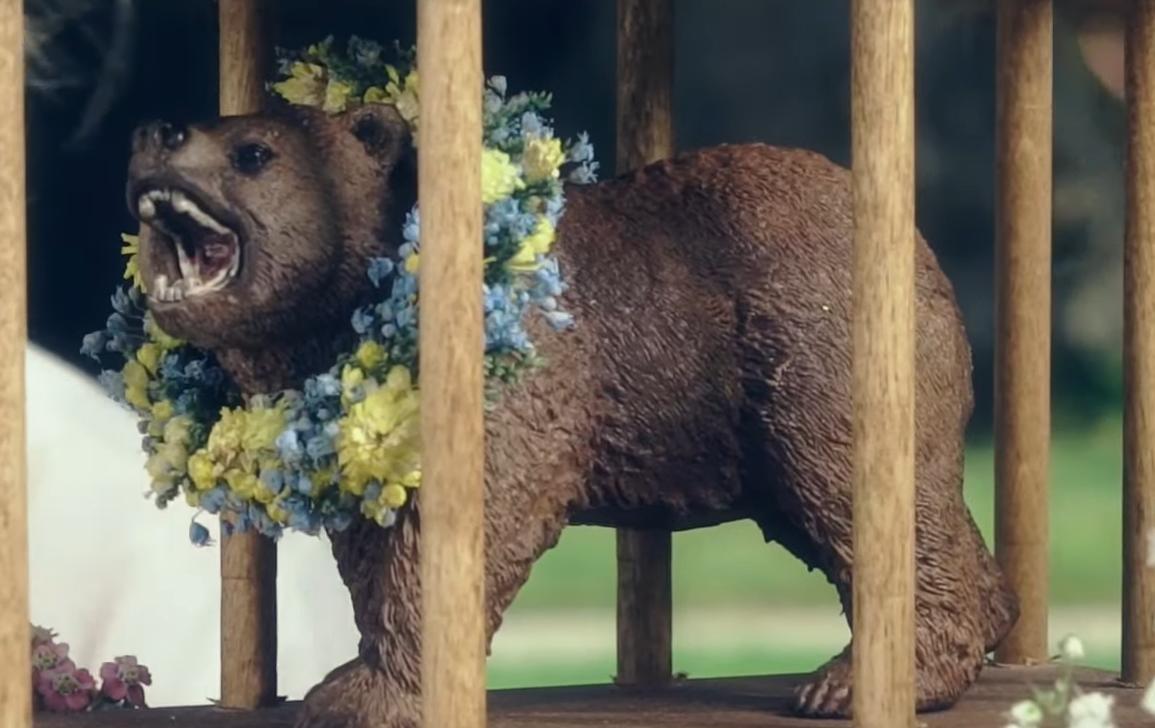 midsommar bear toy