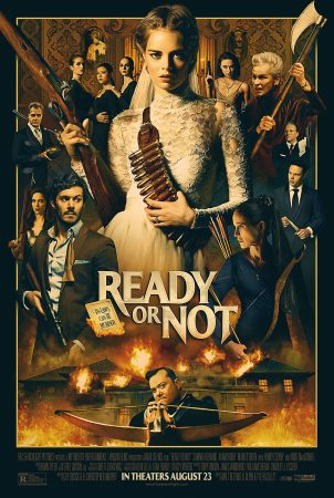 Ready or not affiche film