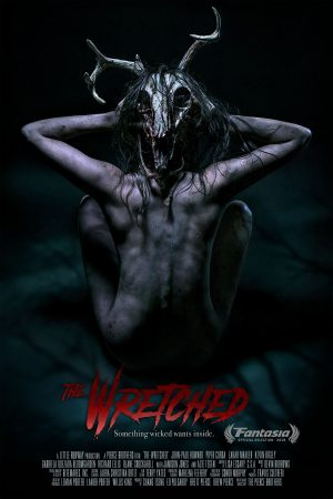 The Wretched affiche film