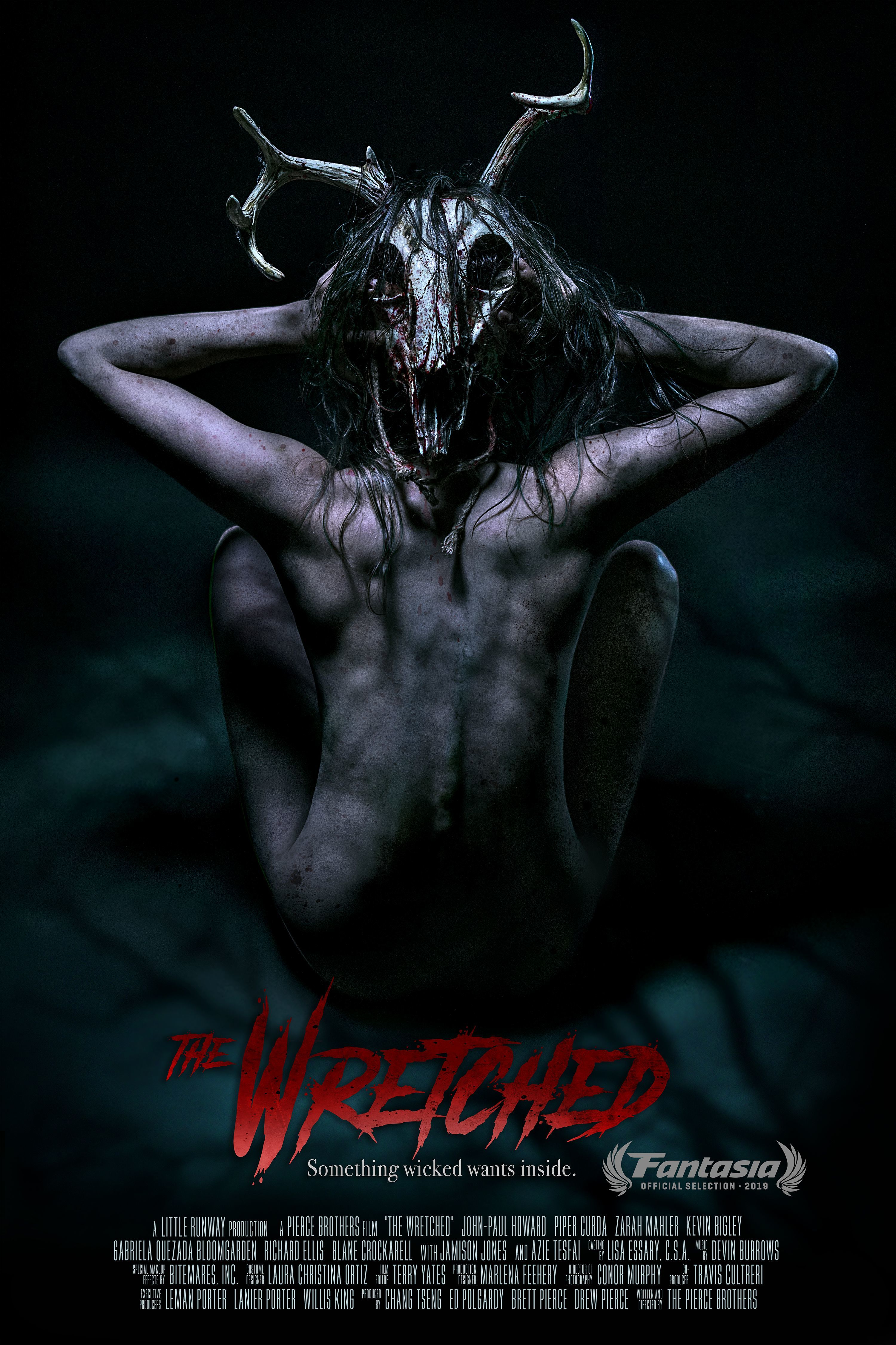 the wretched poster 25358