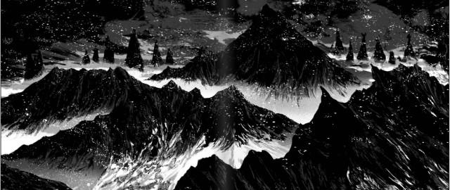 Les Chefs-d'œuvre de Lovecraft: Les Montagnes hallucinées
