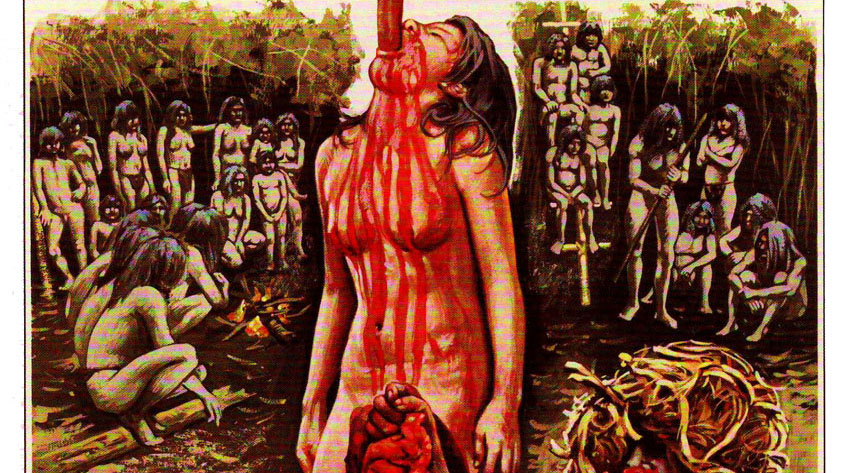 cannibalholocaust poster