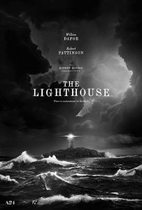 The lighthouse affiche film