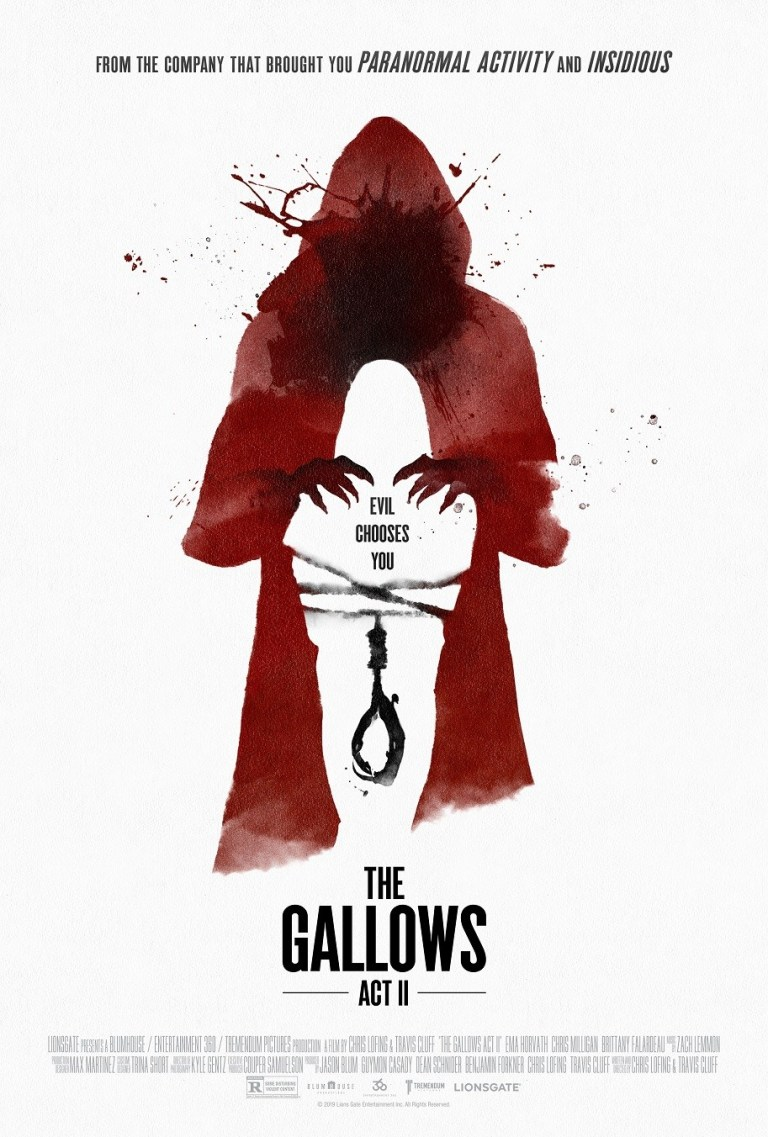 The Gallows Act II affiche film