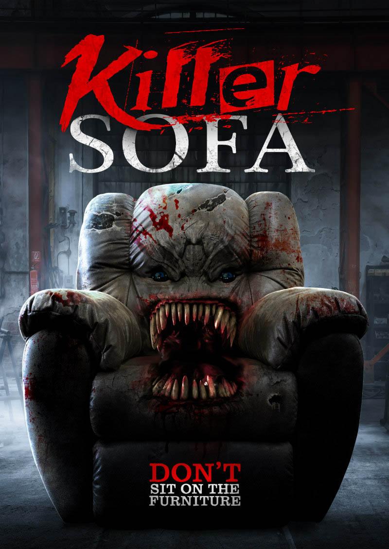 Killer Sofa affiche film