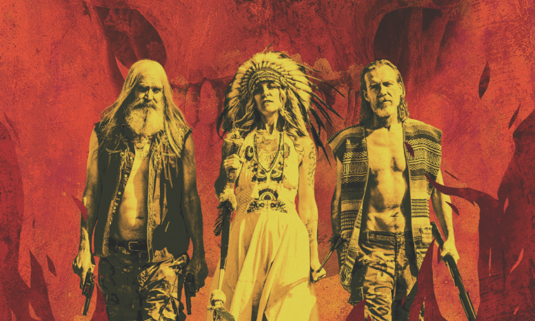 three from hell poster