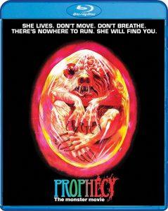 Prophecy affiche film
