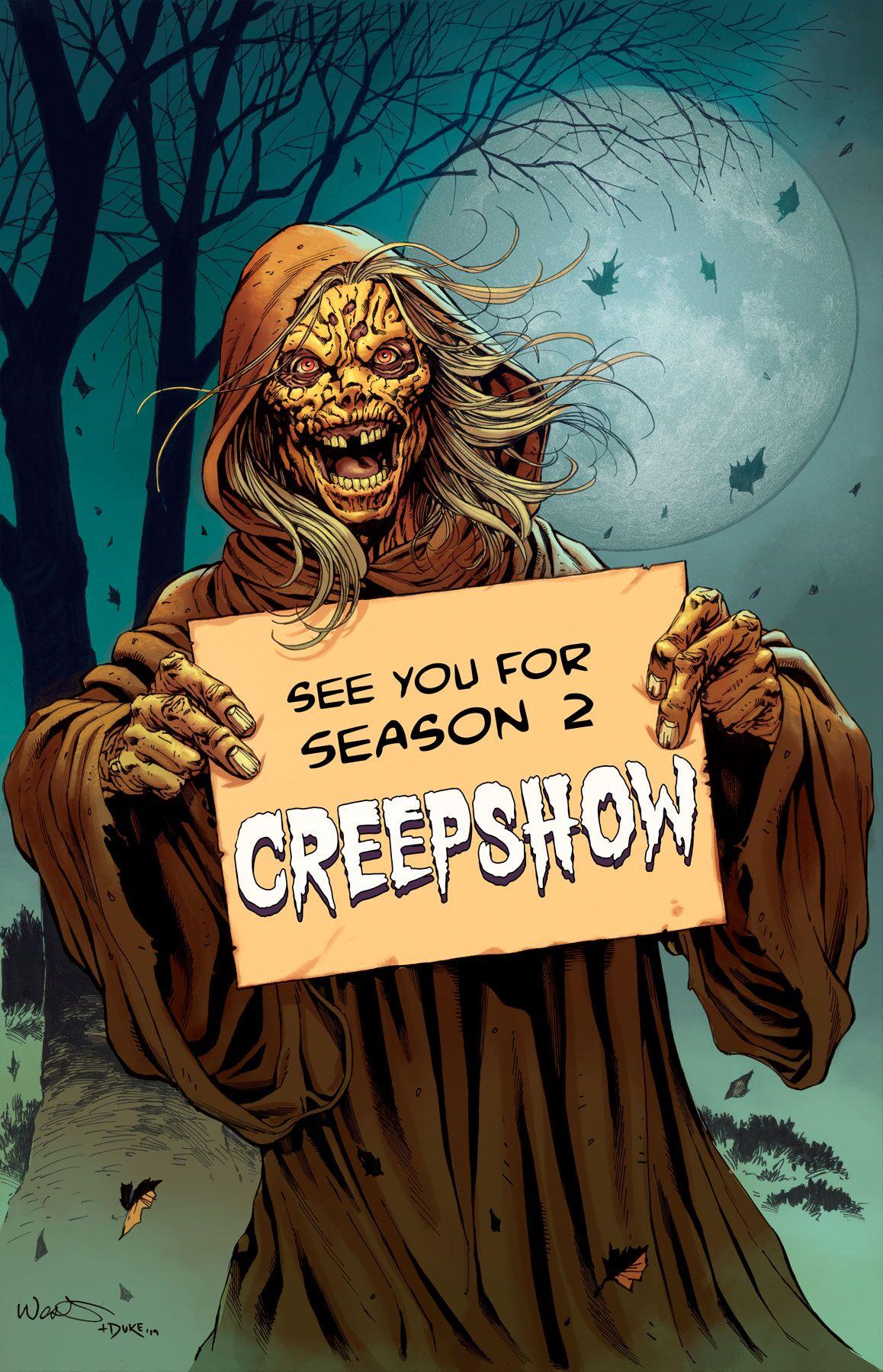 Creepshow Shudder