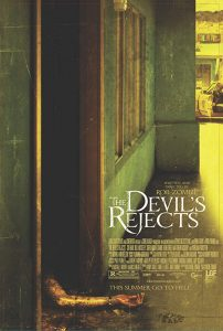 The Devils's Rejects affiche film