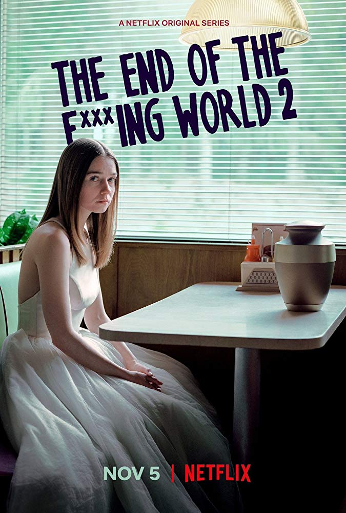 The End of the F***ing World affiche saison 2