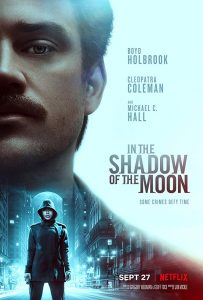 In the Shadow of the Moon affiche film