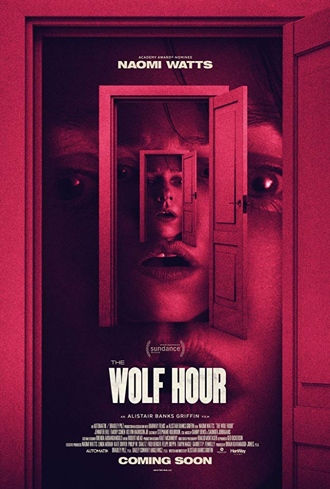 The Wolf Hour affiche film
