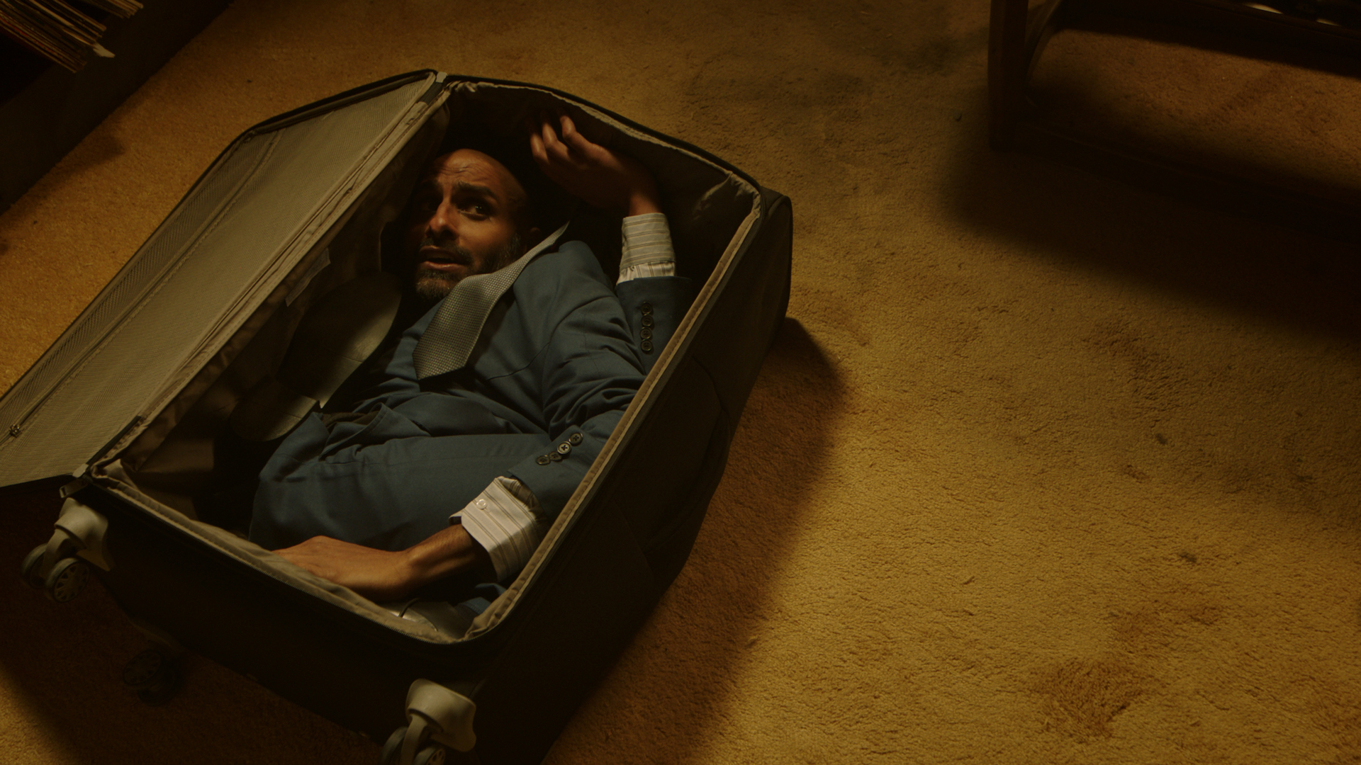 The Man in the Suitcase Creepshow