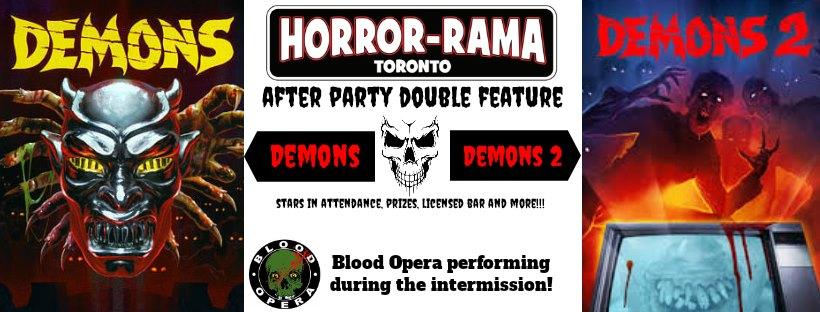 Horror-Rama 2019 Demons