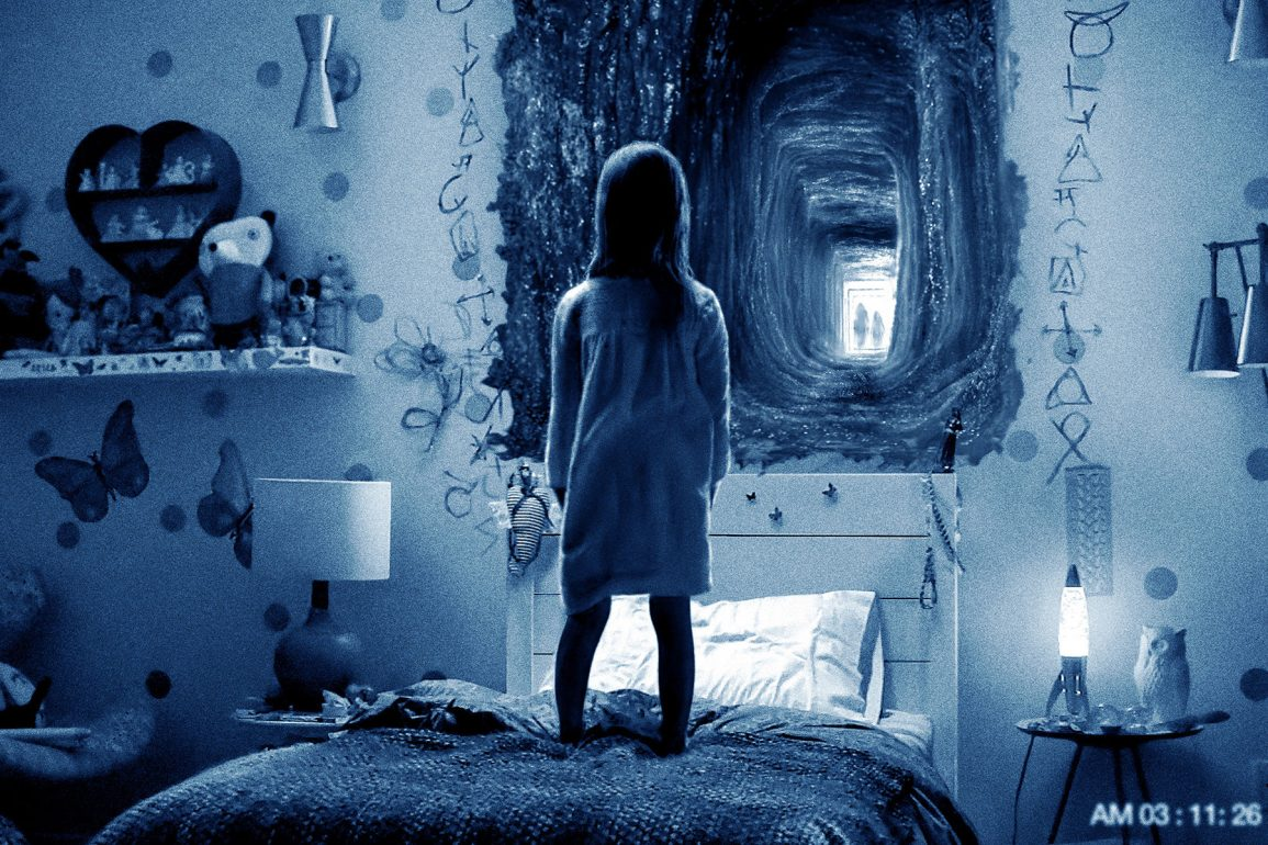 take a dip into the supernatural with an exclusive peek at paranormal activity the ghost 620994
