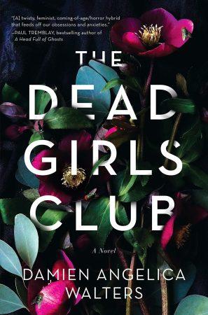 The Dead girls club couverture livre