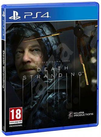 Death Stranding affiche jeu vidéo