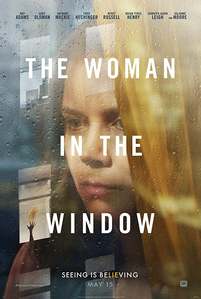 The Woman in the Window affiche film