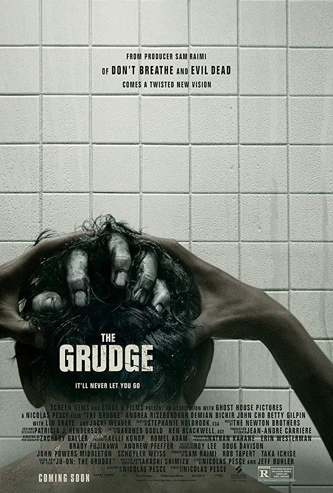 The Grudge affiche film