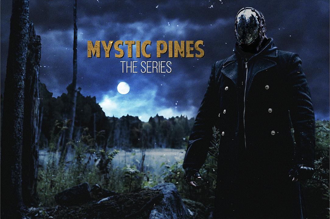 Mystic Pines affiche série