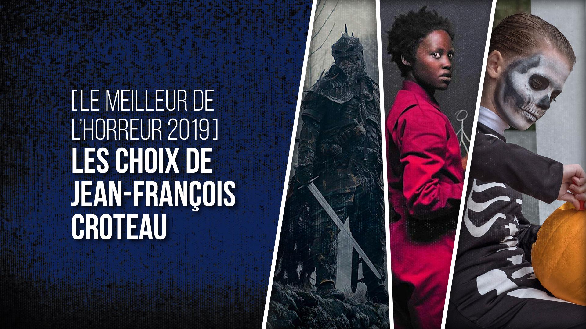 Choix Jean-François Croteau 2019