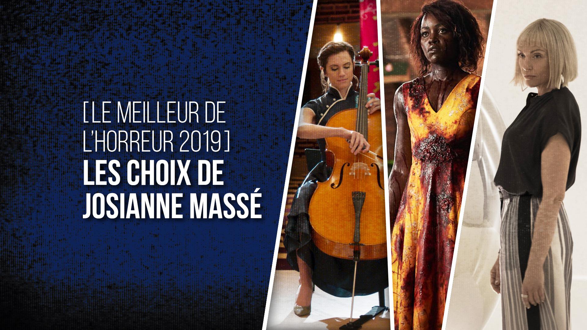 Choix Josianne Massé 2019