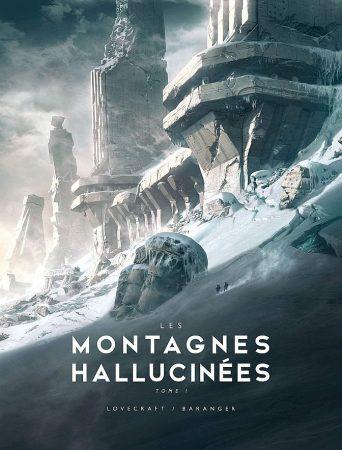 Les montagnes hallucinées couverture livre