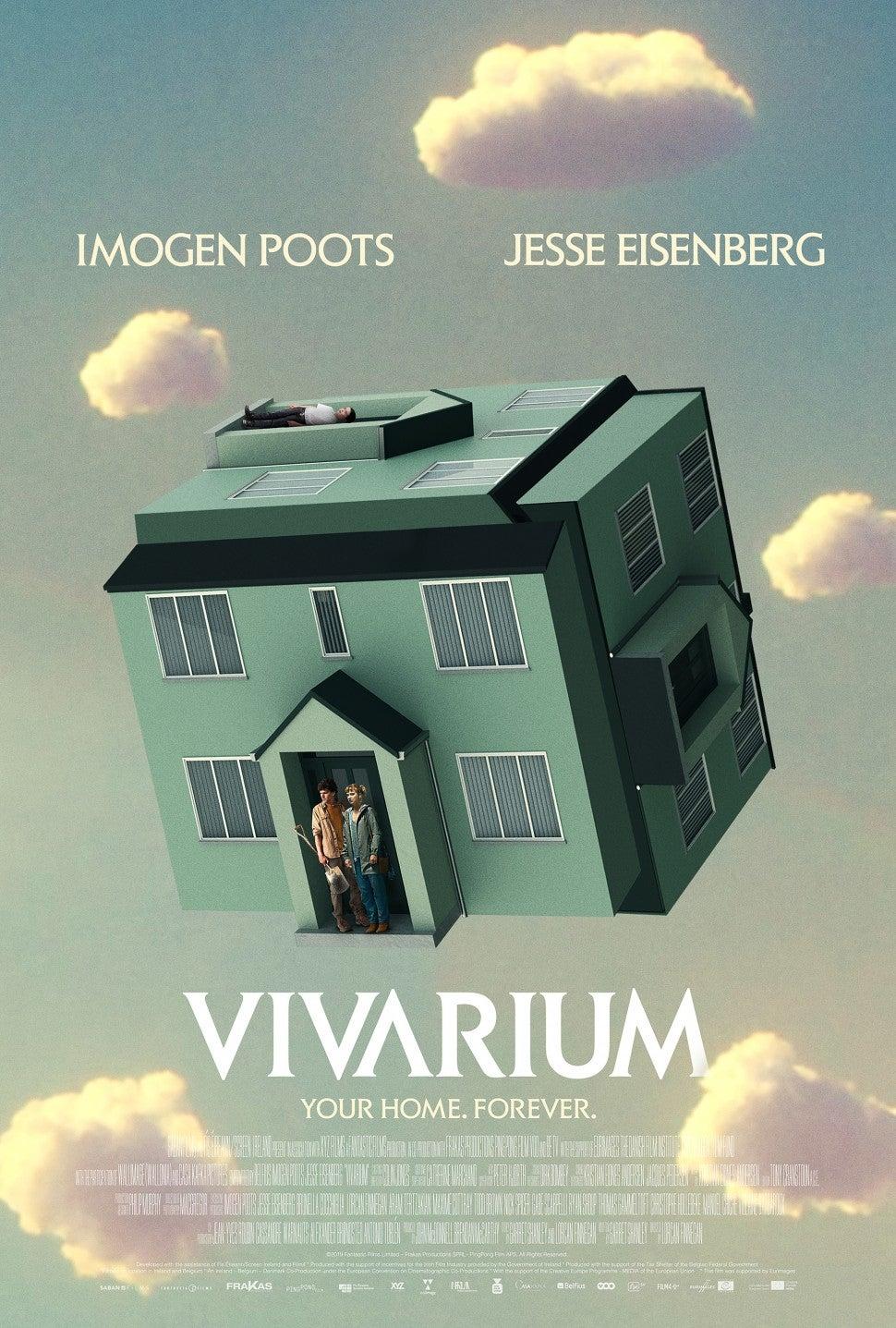 Vivarium affiche film