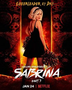 Chilling Adventures of Sabrina saison 3