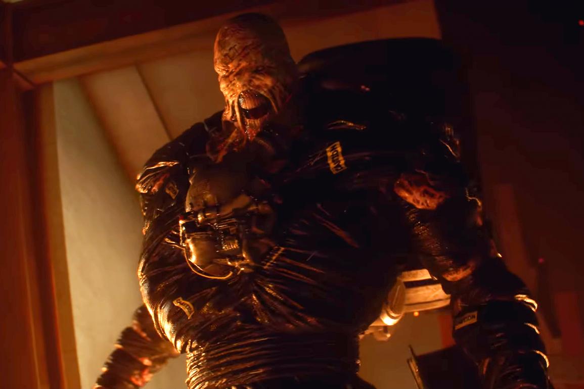 Resident Evil 3 Nemesis Trailer 1 8 screenshot