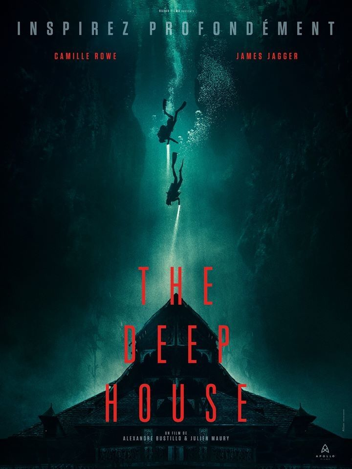the deep house affiche 1160460