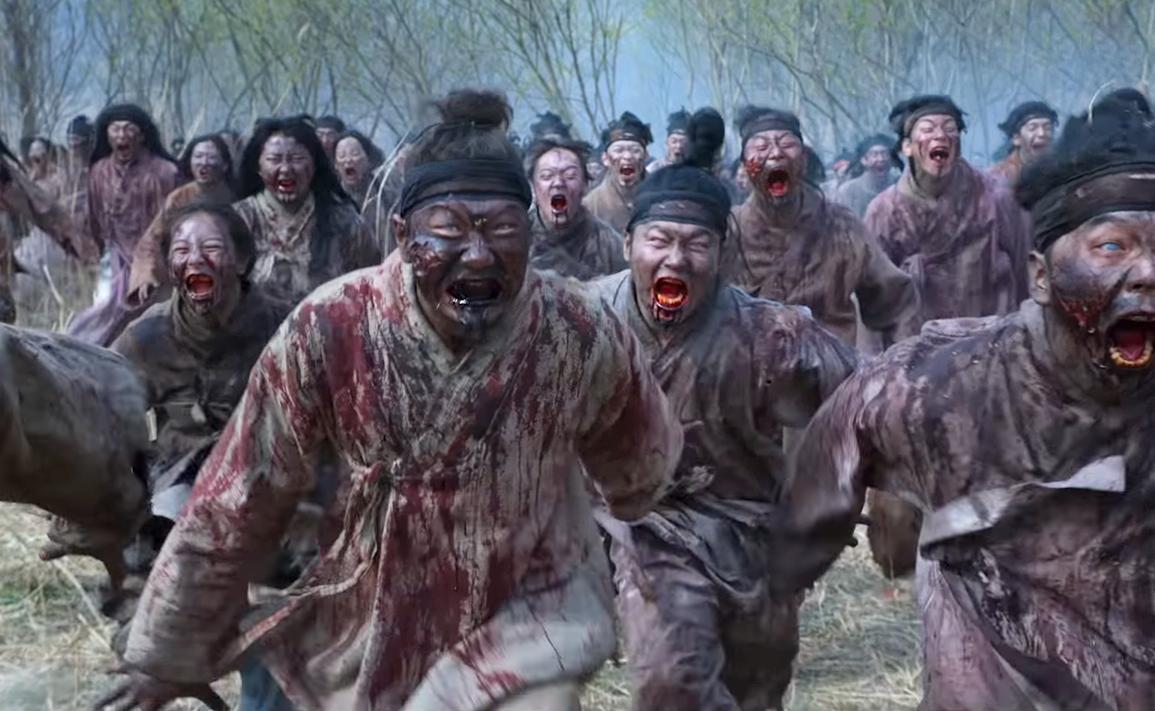 Kingdom Season 2 Official Teaser Netflix ENG SUB 1 5 screenshot