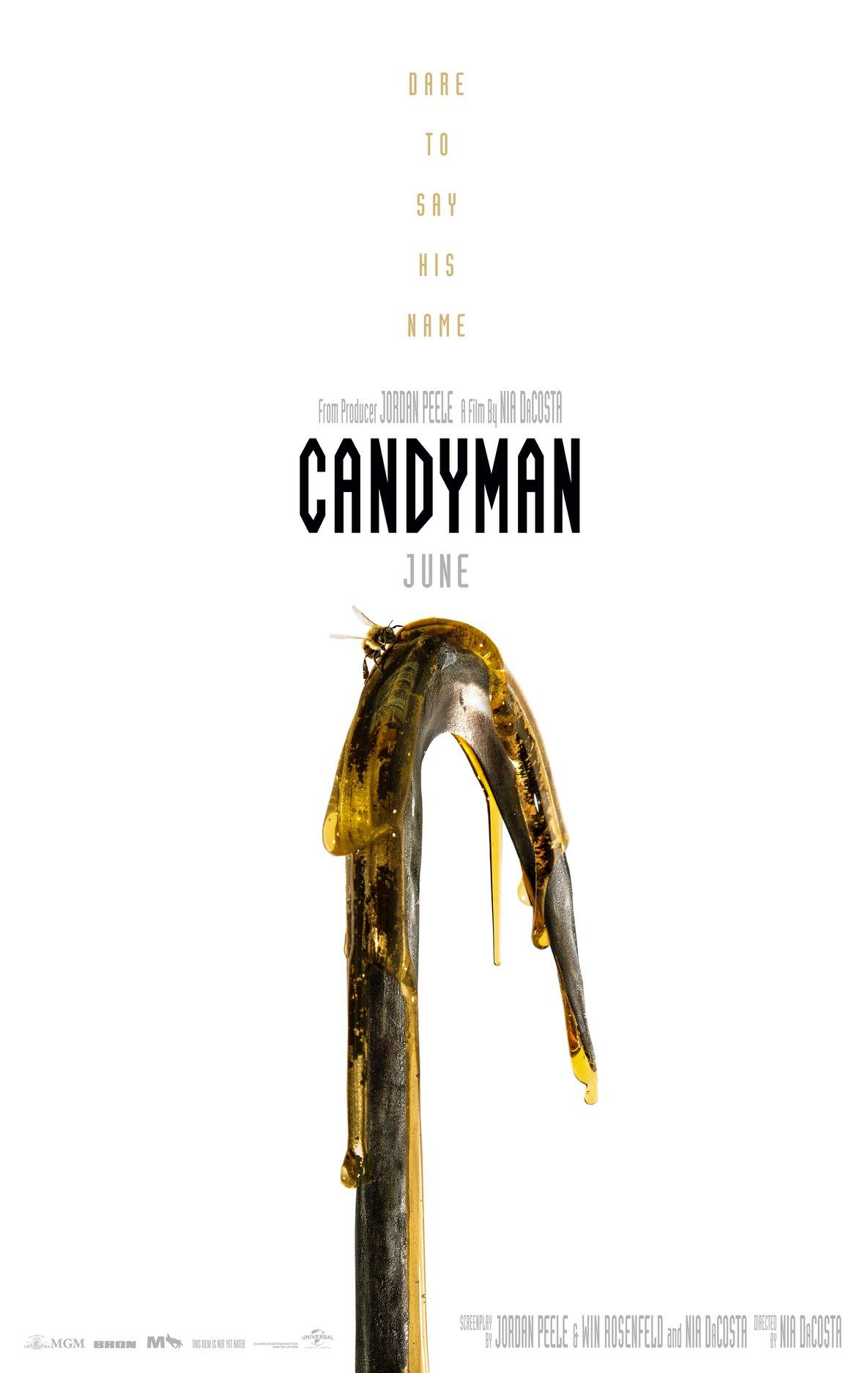 Candyman 2020 affiche film
