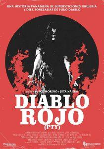 Diablo Rojo PTY affiche film