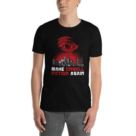 the philosopher s shirt make orwell fiction again dystopian version br br unisex regular t shirt 13825847722083 1600x