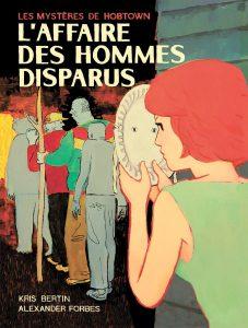 Affaire des hommes disparus couverture livre