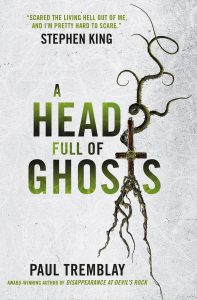 A Head Full of Ghosts cover2