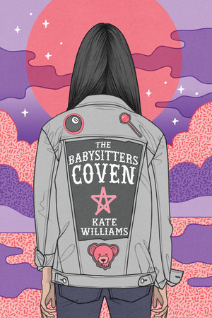 The Babysitters Coven couverture livre