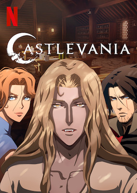Castlevania 3 Netflix affiche