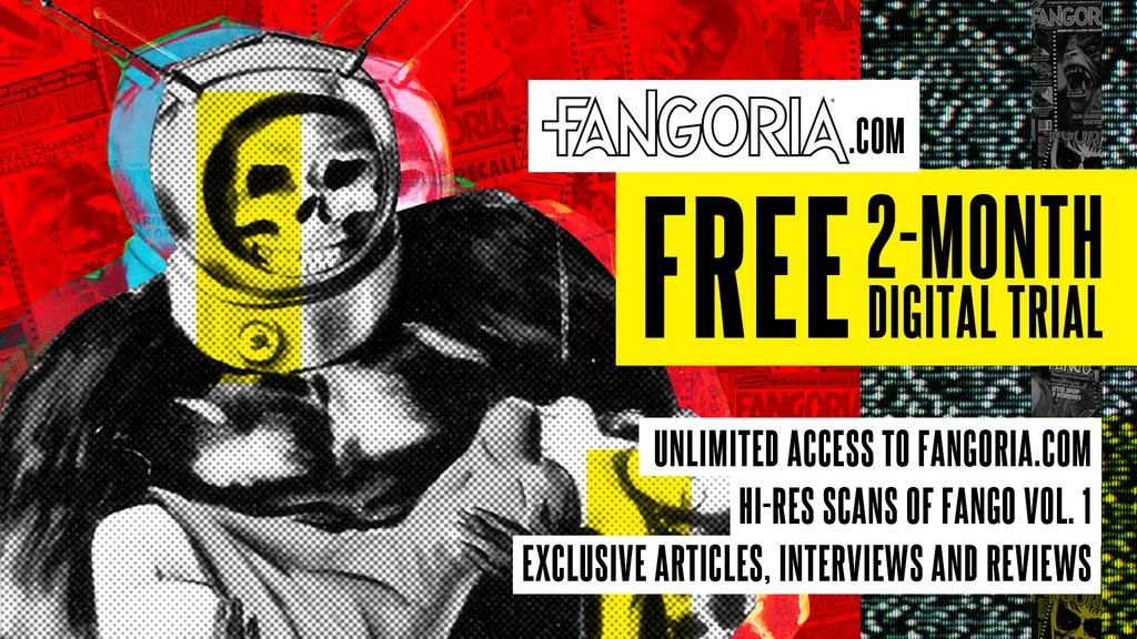 Fangoria 2 mois gratuits