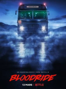 Bloodride affiche film