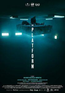 The Platform affiche Netflix