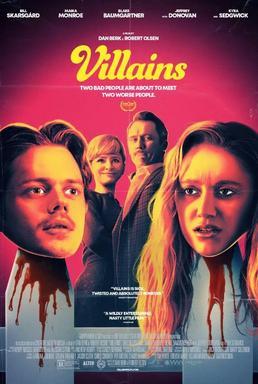 Villains affiche film