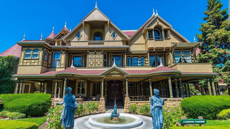 Maison Winchester visite